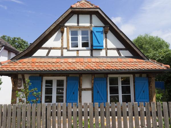 La Maison Alsacienne - vue extérieure