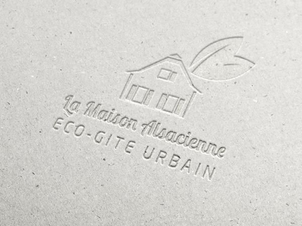 La Maison Alsacienne - éco-print