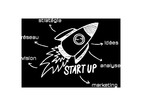 Illustration stratégie webdesign